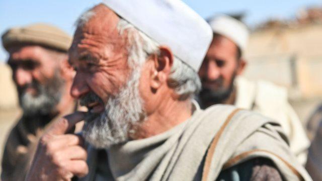 蓄鬍子的穆斯林(網絡圖片)